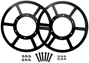 600 Mini Sprint Sprocket/Chain Guide Kit
