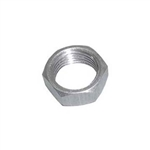 "1/4"" Aluminum Jam Nut.  Right Hand."