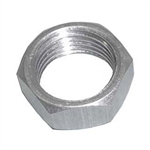 "1/2"" Jam Nut. Right Hand Thread. Aluminum."