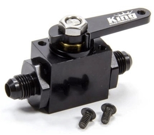 King Racing Products Billet Fuel Shut Off