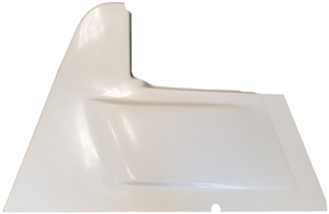 "XXX Sprint Car Right Arm Guard.  Small Kickout.  2"" Taller."