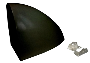 XXX Sprint Car Aero Fuel Tank Cover. Black