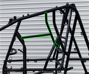 XXX Sprint Car 2019 Right Side Safety Bar