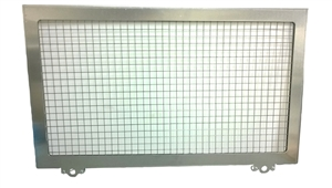 XXX Sprint Car Radiator Rock Screen