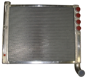 XXX Sprint Car Cross Flow Radiator