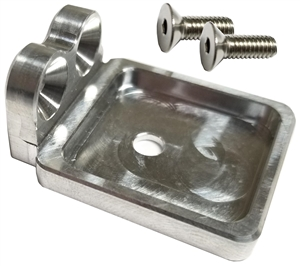 Top Steering Gear Mount Fuel Shutoff Bracket (DMI)