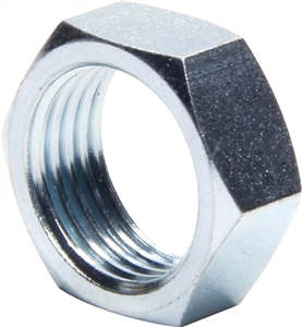"5/8"" Jam Nut. Right Hand Thread. Steel."