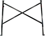 "XXX Sprint Car 18"" Top Wing Tree.  Black."