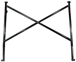 "XXX Sprint Car 16"" Top Wing Tree.  Black."