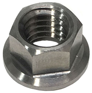 Titanium Front Wheel Nut