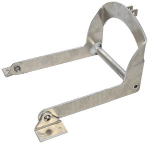 Floor Mount Throttle Pedal. Aluminum
