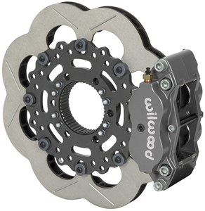 Wilwood 140-15345 Narrow Dynalite Sprint Brake Kit, 11.75 Inch