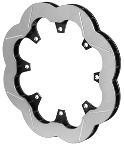 Wilwood Stainless Scalloped Inboard Rotor