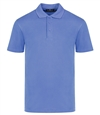 POLO ribbed shirt short sleeve Bugatchi Uomo mens golf