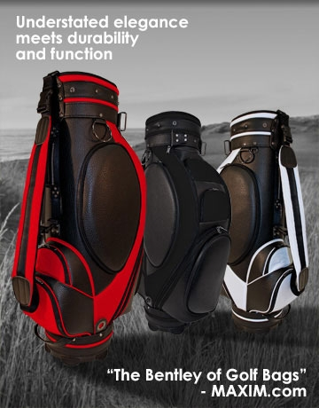 Custom CART BAG by Club Glove FCO III