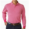 Fairway Greene long sleeve polo shirt