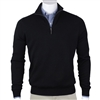 Fairway and Greene Men's Merino 1/4 Zip Windsweater