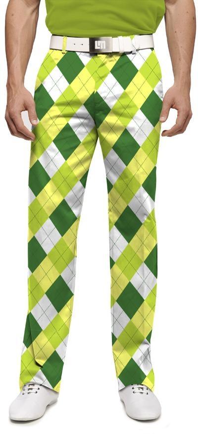 428d97babdc Loudmouth Golf Pants Mens - A-Tisket