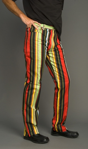 hot dog golf pants LoudMouth Golf