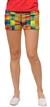women's Grass mini shorts by LoudMouth Golf
