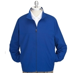 Men's Backspin Full Zip Jacket Zero Restriction