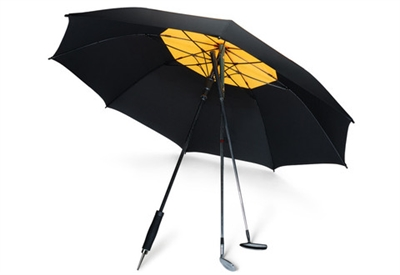 THE DAVEK GOLF Custom Logo Golf Umbrella