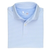 Fairway and Greene made in usa men's polo shirt. Moisture wicking performance shirt for golf and active lifestyles.