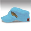 powder blue painter hat by Loudmouth Golf