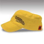 Yellow Loudmouth Golf Painters hat