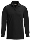 loudmouth jet black golf shirt moisture wicking