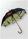custom Double cover fashion umbrella