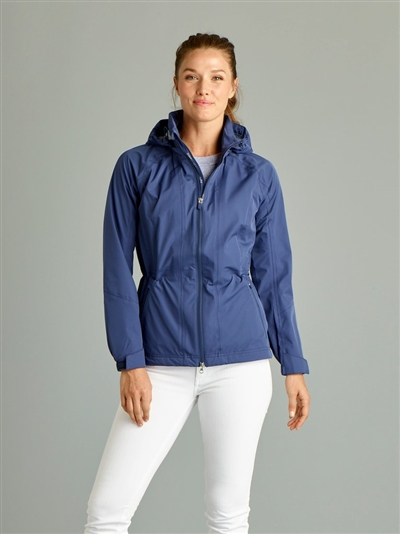 Gore tex waterproof golf jacket Zero Restriction Ladies Stacy Jacket