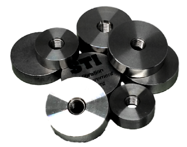 CMCP200 Accelerometer Mounting Pads