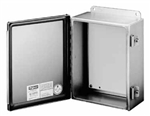 Stainless Steel NEMA 4X Enclosure