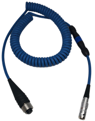 Datapak/Enpac Coiled Cables