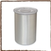 Airscape Storage Container - Brushed Steel