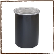 Airscape Storage Container - Sleek Black