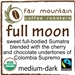 Full Moon - 16 oz - Fair Trade Organic