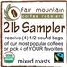 2 lb coffee sampler