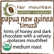 Papua New Guinea - 16 oz - Fair Trade Organic