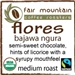 Flores Bajawa Ngura - Fair Trade Organic Rainforest Alliance