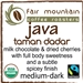 Java Taman Dadar - Organic Rainforest Alliance