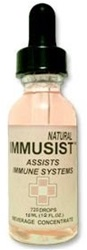 Immusist Natural (1/2 oz)