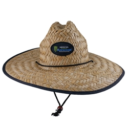 Supercross Monster Straw Hat