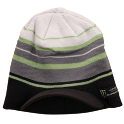 Monster Energy Supercross Main Visor Knit Cap