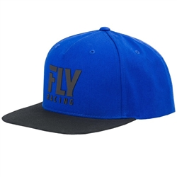 Fly Blue Logo Hat
