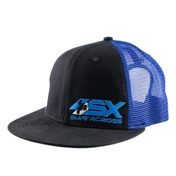 Monster Energy Supercross Mesh Snapback