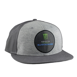 Monster Energy Supercross Patch Snapback