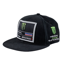 Supercross Sponsor Patch Cap