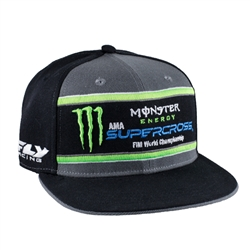 Monster Energy Supercross Branded Cap